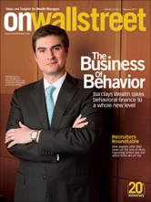 The Business of Behavior, 01/01/2011